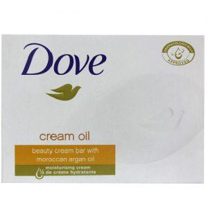 Dove Bath Soap 100g Cream Oil