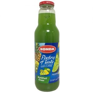Sonda Juice 25.36oz Multi-Green