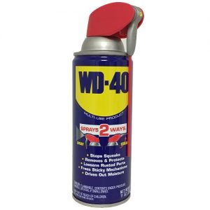 WD-40 Sprays 2 Ways Lubricant-Clean 11oz
