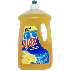 Ajax Dish Liq 90oz Lemon