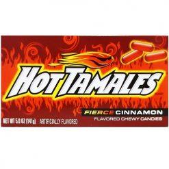 Hot Tamales Cinnamon Candy 5oz Box