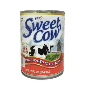 Jans Sweet Cow Evaporated Milk 12oz
