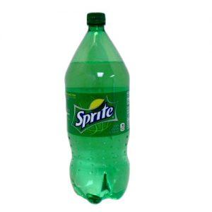 Sprite Soda 2 Ltrs Reg