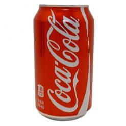 Coca Cola Soda 12oz Can
