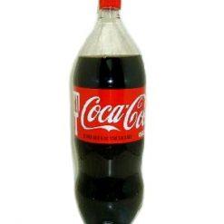 Coca Cola Soda 2 Ltr