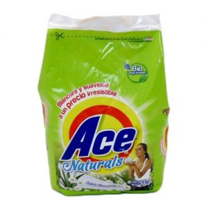 Ace Detergent 500g Naturals Aleo AND Chamo