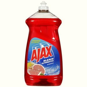 Ajax Dish Liq 52oz Ruby Red Grapefruit