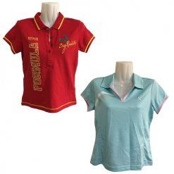 Ladies Sports T-Shirts Asst