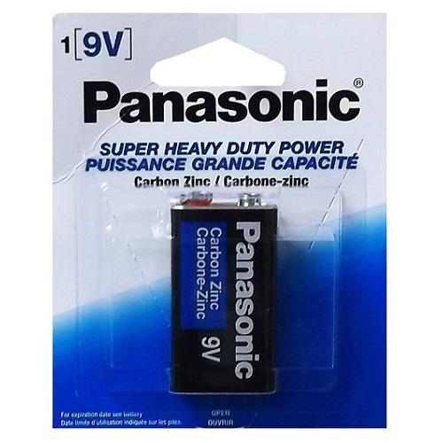 Panasonic Batteires 9 Volt 1pk