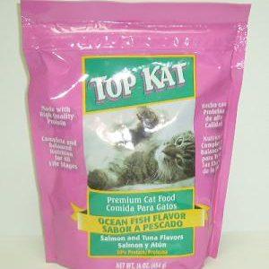 Top Kat Ocean Fish Cat Food 16oz