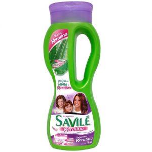 Savile Shampoo 750ml Keratina