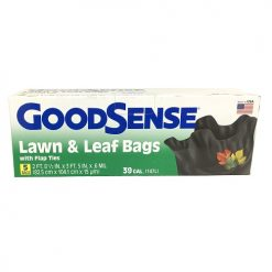 G.S Lawn AND Leaf Bags 5ct 39 Gl W-Flap Ti