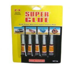 Super Glue 5pc 3g