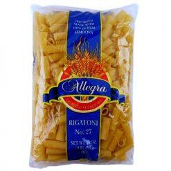 Allegra Pasta 1 Lb Rigatoni