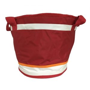 Ice Bucket Red Insulated