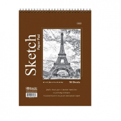 Sketch Pad 50 Sheets 6in X 8in
