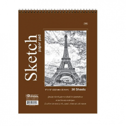 Sketch Pad 30 Sheets 9in X 12in