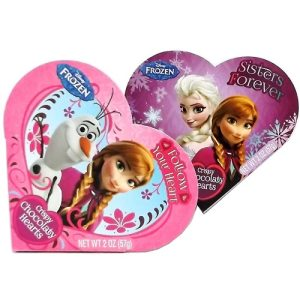 Frozen Pop Up Heart Box 2oz