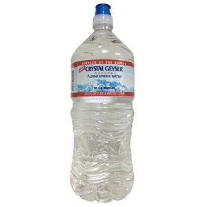 Crystal Geyser Water 1 Ltr Sport Cap