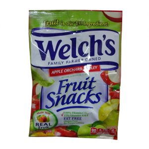 Welchs Fruit Snacks Apple Orchard 5oz