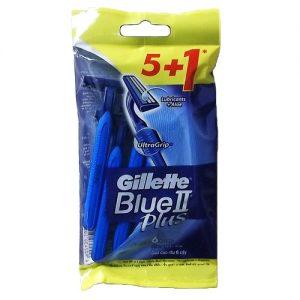Gillette Blue II Plus 5 + 1 Reg