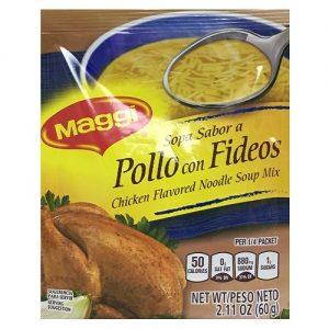 Maggi Soup Chicken Noodle 2.11oz