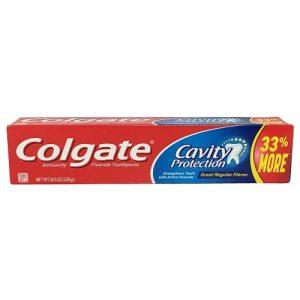 Colgate 8.0oz Cavity Protect Reg Flavor