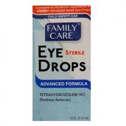*Family Care Eye Drops Adv .5oz