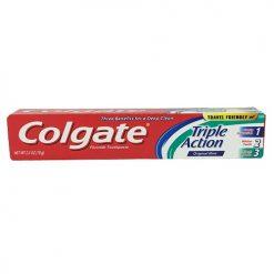 Colgate 2.5oz Triple Action Original Min
