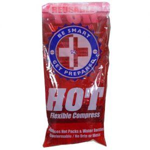 Hot Flexible Compress Reusable Pouch