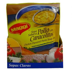 Maggi Soup Chicken Sea Shells 2.11oz