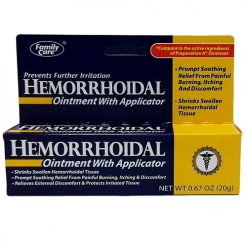 F.C Hemorrhoidal Ointment 0.67oz