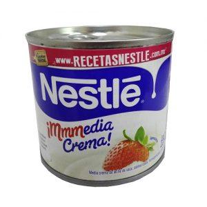 Nestle Media Crema 8oz