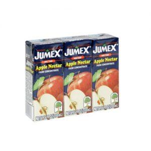 Jumex Mini Brick 3pk Apple 6.76oz