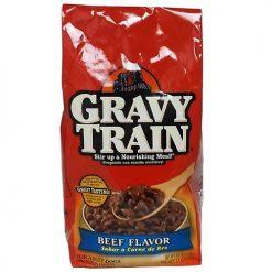 Gravy Train Dry Dog Food 3.5 Lbs Beef