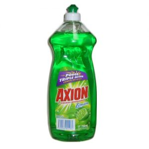 Axion Dish Liq 750ml Lemon