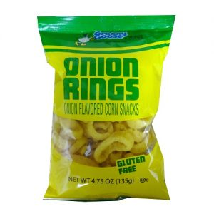 G.G Onion Rings 4.75oz