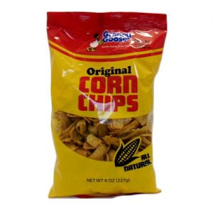 G.G Corn Chips Original 8oz