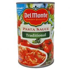 Del Monte Pasta Sauce Trad 24oz