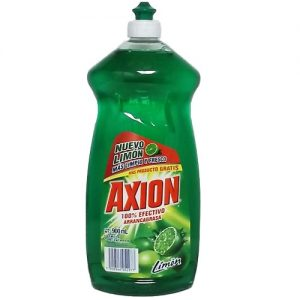 Axion Dish Liq 900ml Limon