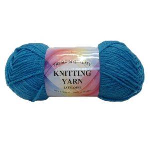 Knitting Yarn Torquoise 100% Acrylic