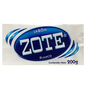 Zote Laundry Soap 200g White