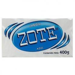 Zote Laundry Soap 400g Blue