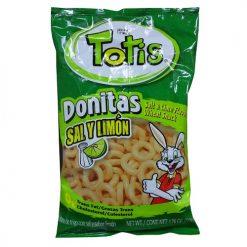 Totis Donitas C-Sal Y Limon 1.76oz