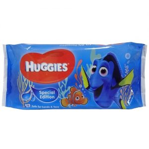 Huggies Baby Wipes 56ct Frozen