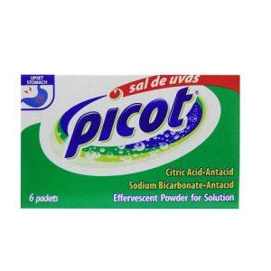 Picot Sal De Uvas 6ct