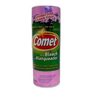 Comet Cleanser 21oz Lavender W-Bleach