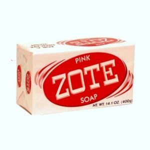 Zote Laundry Soap 400grms Pink