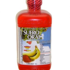 Oral Electrolyte Straw-Banana 1 Ltr