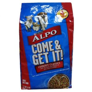 Purina Alpo Come AND Get It 4 Lbs